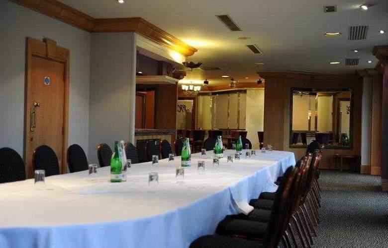 Best Western Stoke-On-Trent Moat House - Hotel - 10