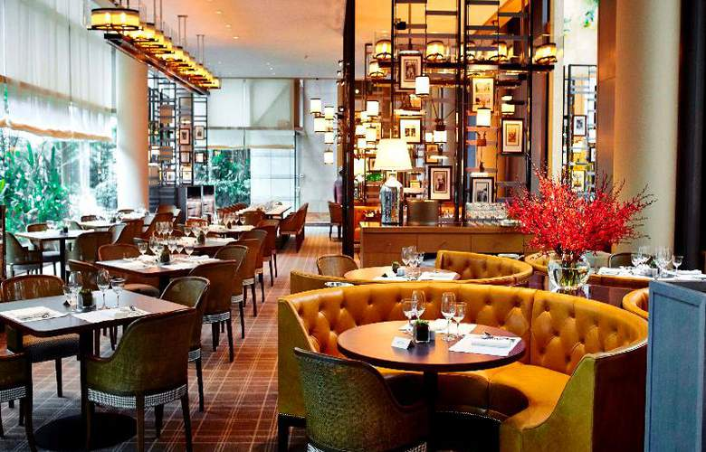 The Ritz Carlton Millenia Singapore - Restaurant - 8