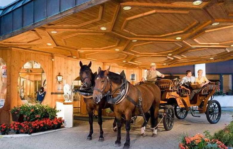Mercure Garmisch-Partenkirchen - Hotel - 21