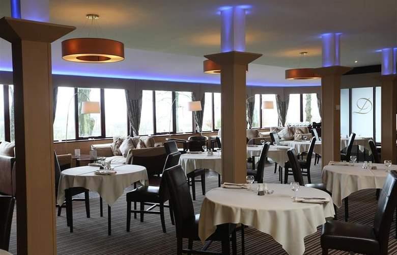 Best Western Dryfesdale - Restaurant - 373