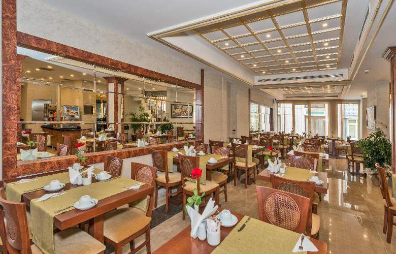 Glorious Hotel Istanbul - Restaurant - 23