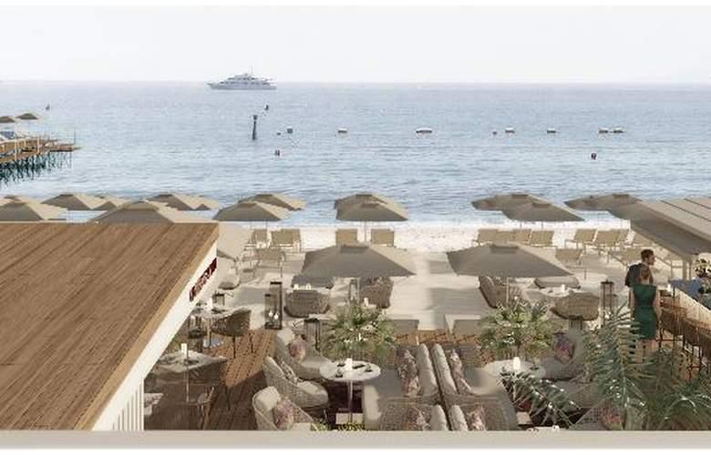 Hôtel Croisette Beach Cannes - MGallery by Sofitel - Beach - 14