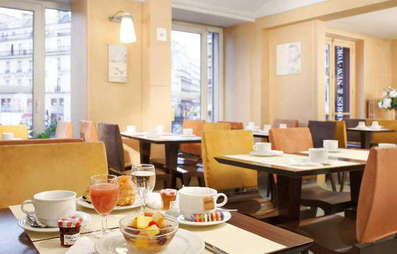 Londres & New York - Restaurant - 4
