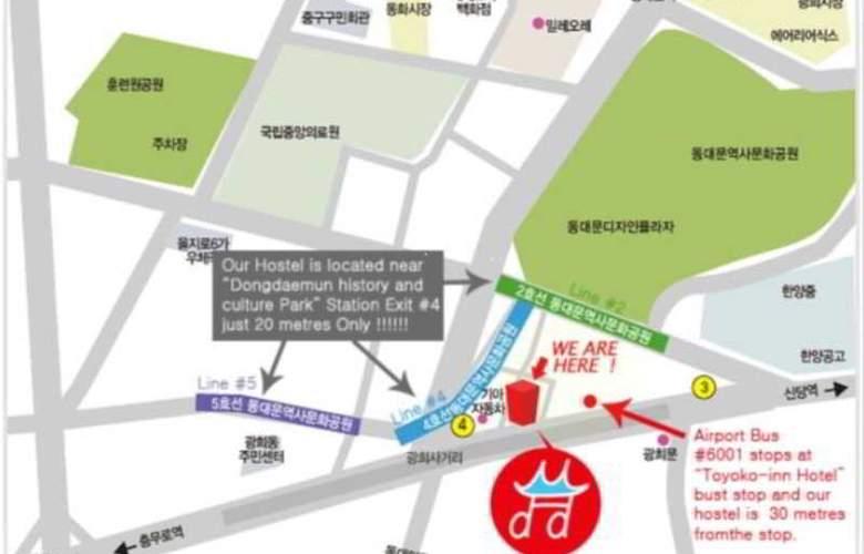 Dongdaemun Hostel - Hotel - 1