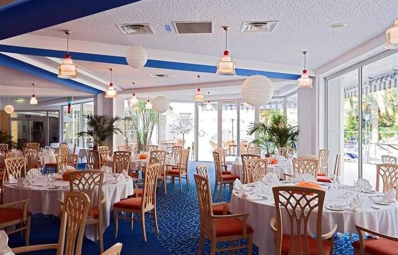 Novotel Cannes Montfleury - Restaurant - 54