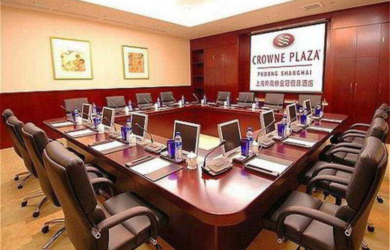 Crowne Plaza Shanghai Pudong - Conference - 5