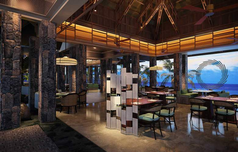 The Westin Turtle Bay Resort & Spa Mauritius - Restaurant - 30