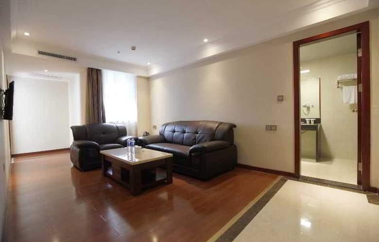 Green Tree Inn Hotel Jinhu Business Hotel - Room - 6