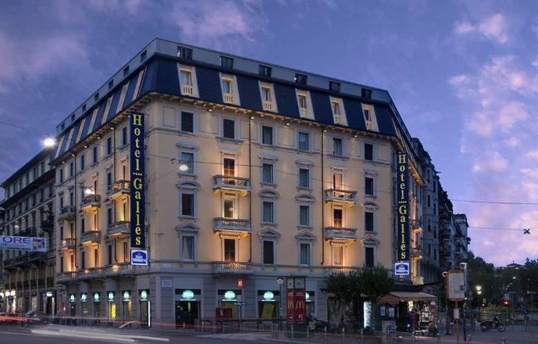 Best Western Galles Milan - Hotel - 95