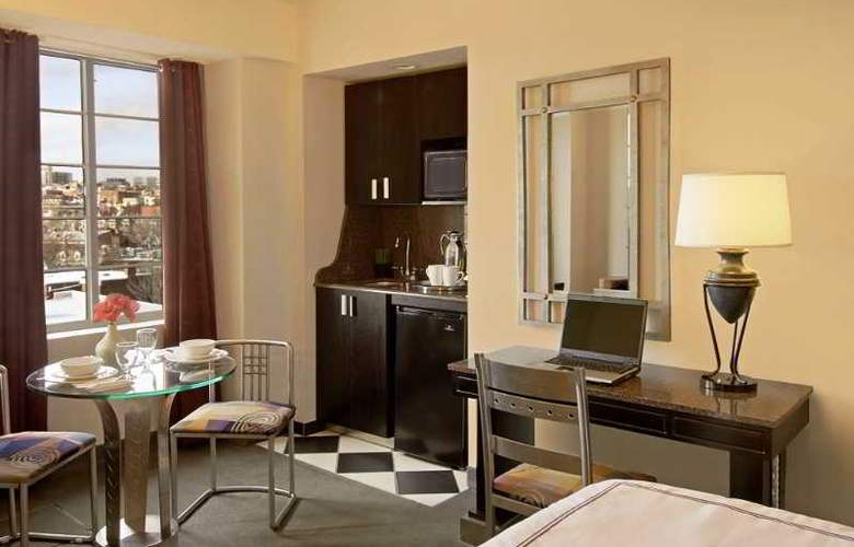 Carlyle Suites Hotel - Room - 12