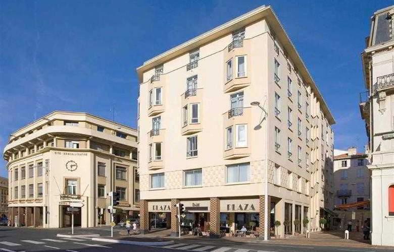 Mercure Biarritz Centre Plaza - Hotel - 4