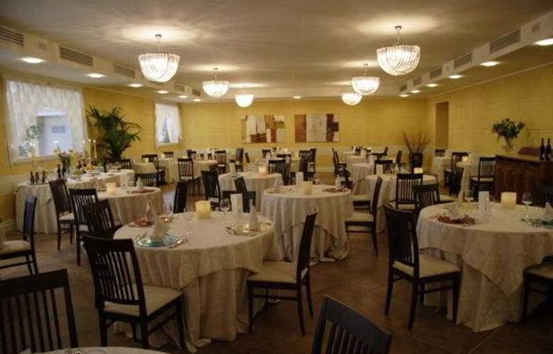 Helvetia Thermal Spa Porretta terme - Restaurant - 3