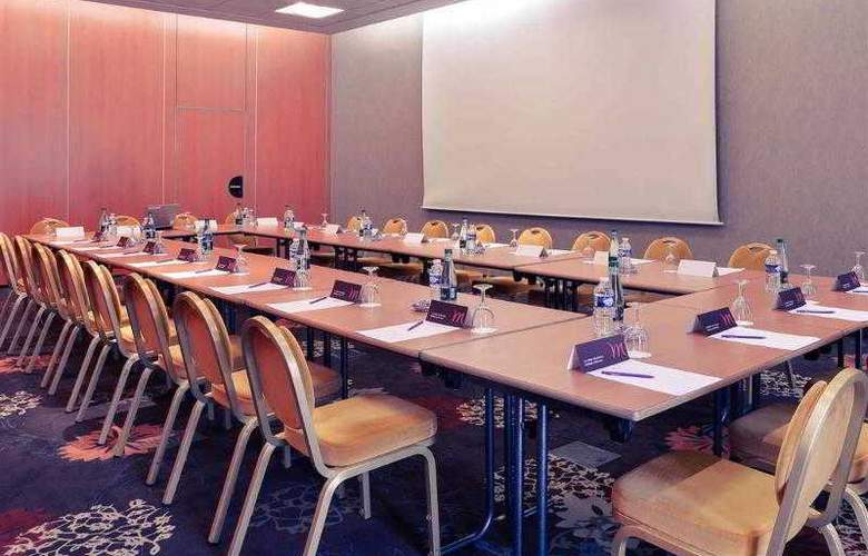 Mercure Auxerre Nord - Hotel - 5