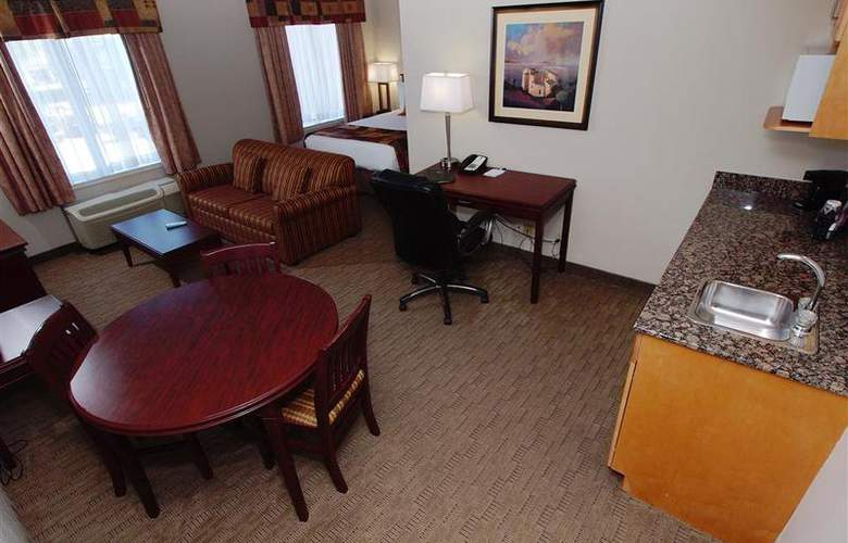 Best Western Pembina Inn & Suites - Room - 130