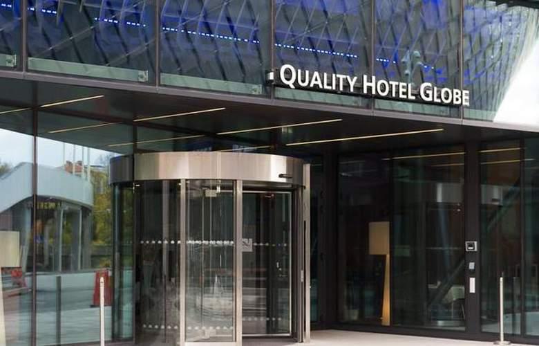 Quality Globe - Hotel - 0