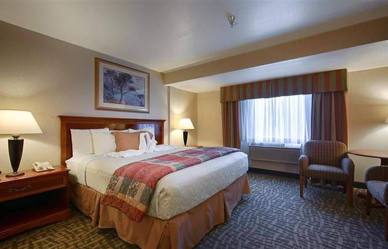 Best Western Plus High Sierra Hotel - Room - 116