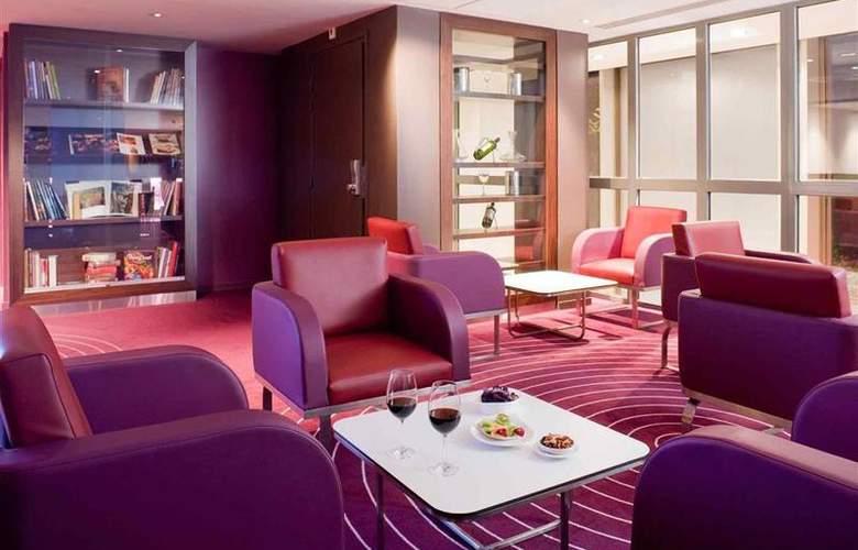 Mercure Paris Centre Tour Eiffel - Bar - 54