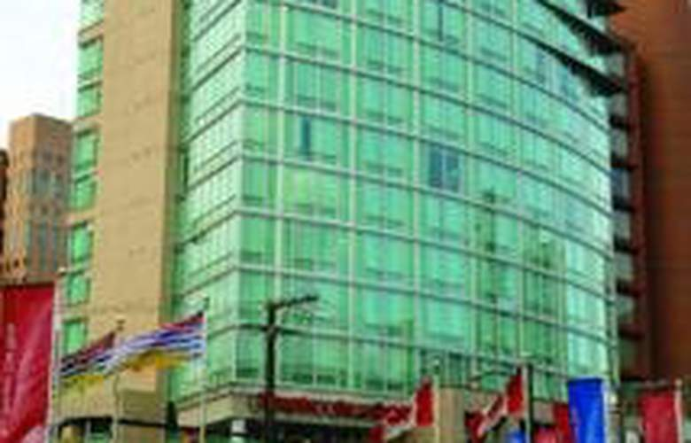 Hampton Inn & Suites by Hilton Downtown Vancouver - Hotel - 0