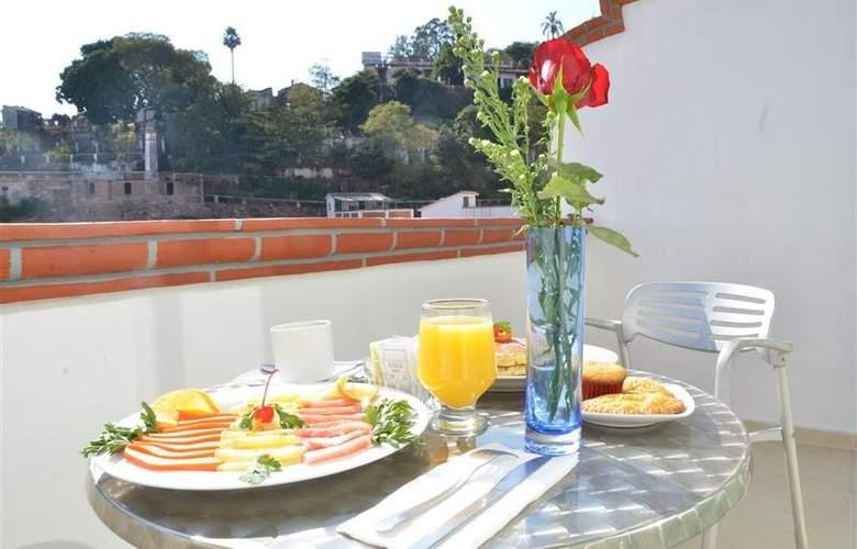 Best Western Taxco - Restaurant - 50