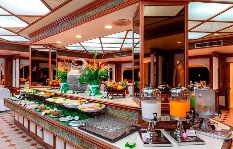 Thavorn Palm Beach Phuket - Restaurant - 59