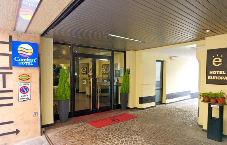 Comfort Europa Genova City Centre - Hotel - 0
