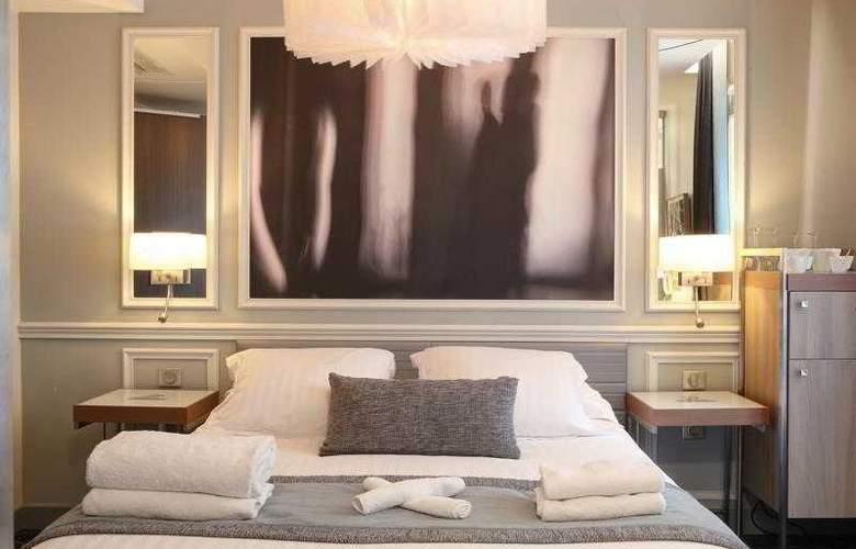 Best Western Hôtel Littéraire Premier Le Swann - Hotel - 63