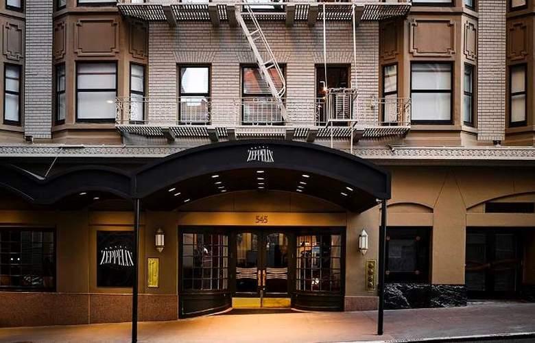 Zeppelin San Francisco - Hotel - 0