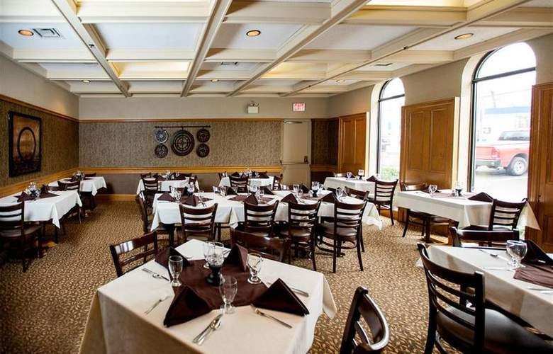 Best Western Glengarry Hotel - Restaurant - 106