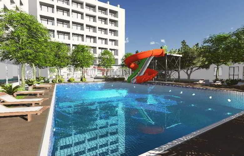 Grand Efe - Pool - 22