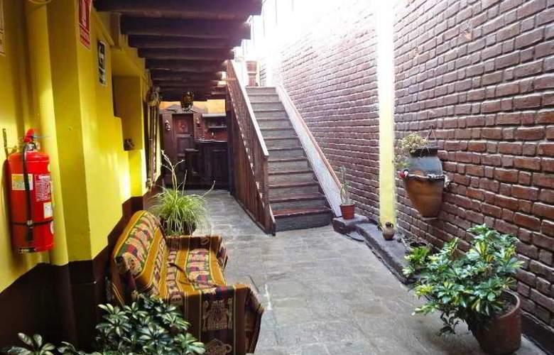 Orquidea Real Hostal - Hotel - 1