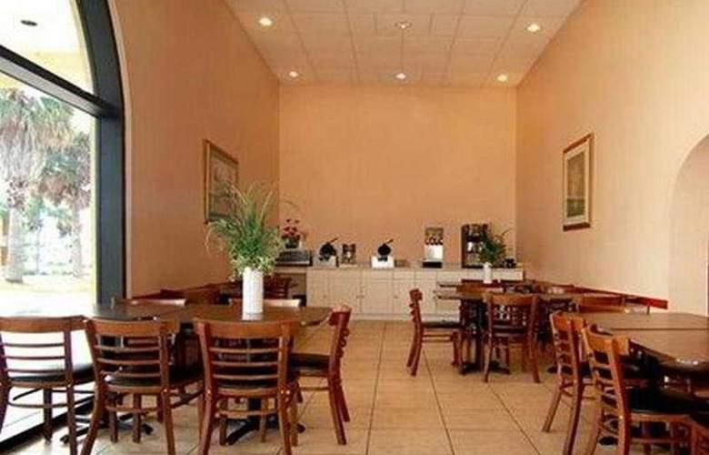 Quality Inn & Suites Eastgate - Restaurant - 8