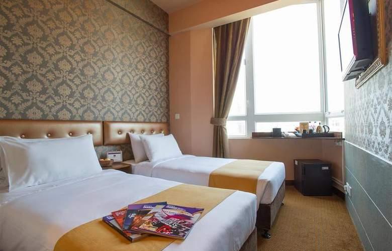 Best Western Hotel Causeway Bay - Hotel - 23