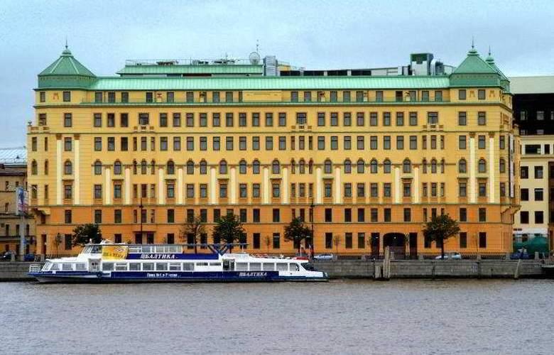 Courtyard by Marriott St. Petersburg Vasilievsky H - General - 2