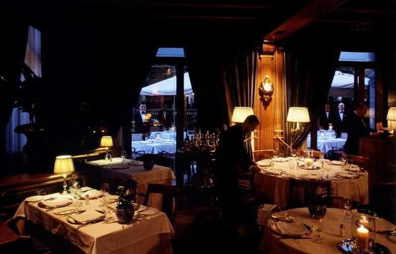 Hotel de la Ville Monza - SLH Hotel - Restaurant - 19
