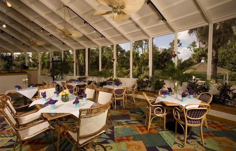 Best Western Lake Buena Vista Resort - Restaurant - 85