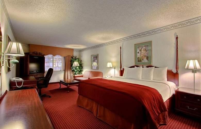 Best Western Greenfield Inn - Room - 68