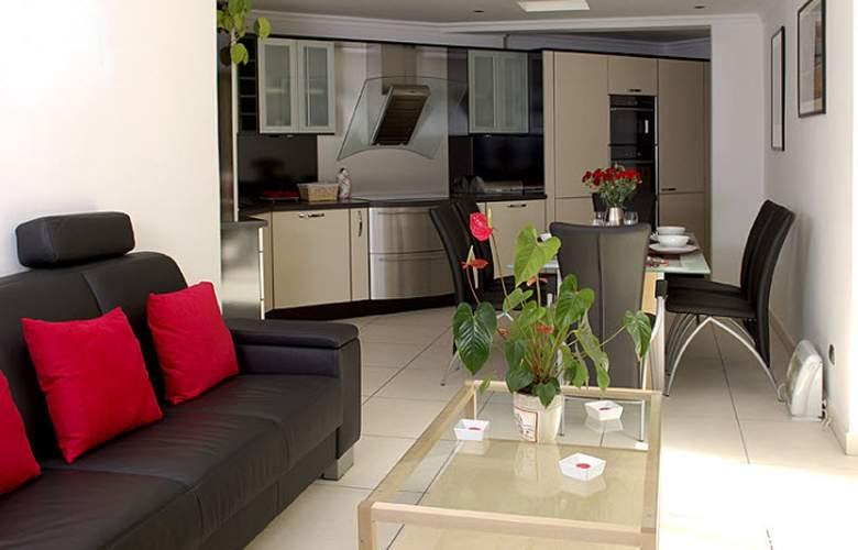 Apartamentos Bahia Blanca - Room - 9