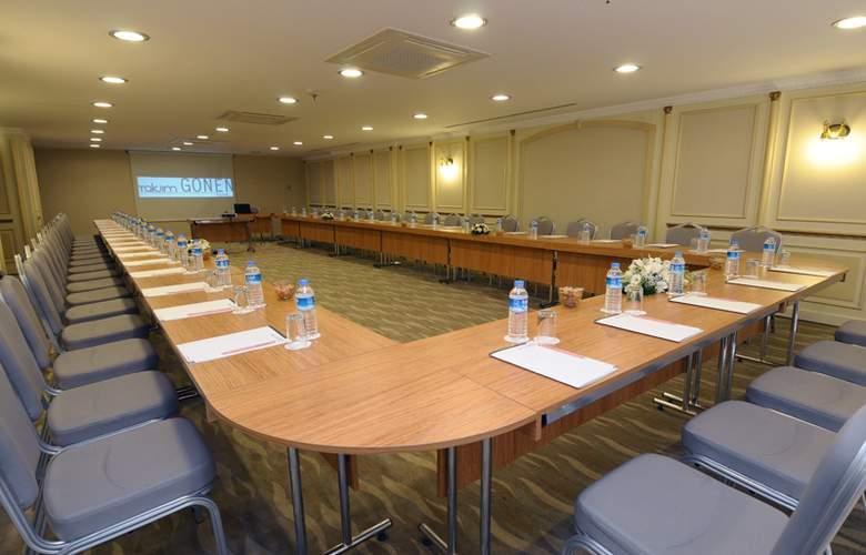 Taksim Gonen - Conference - 6