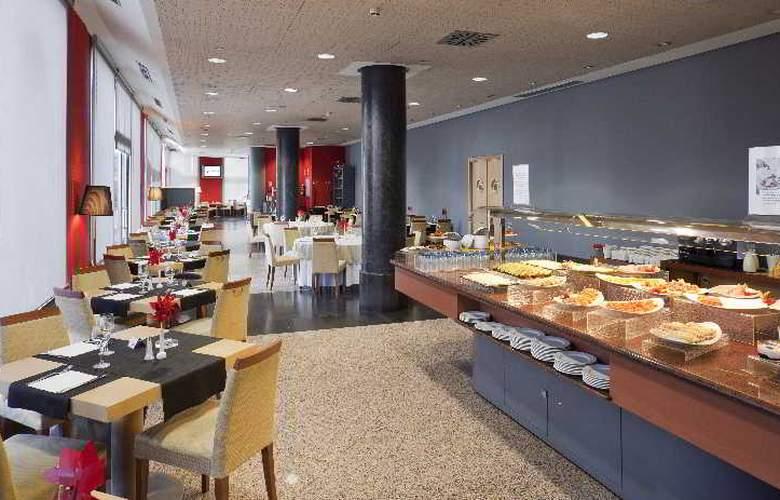 Ilunion Alcala Norte - Restaurant - 15