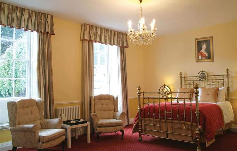 Best Western Henbury Lodge Hotel - Room - 78