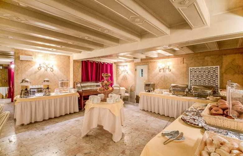 Best Western Premier Hotel Continental Venice - Restaurant - 2