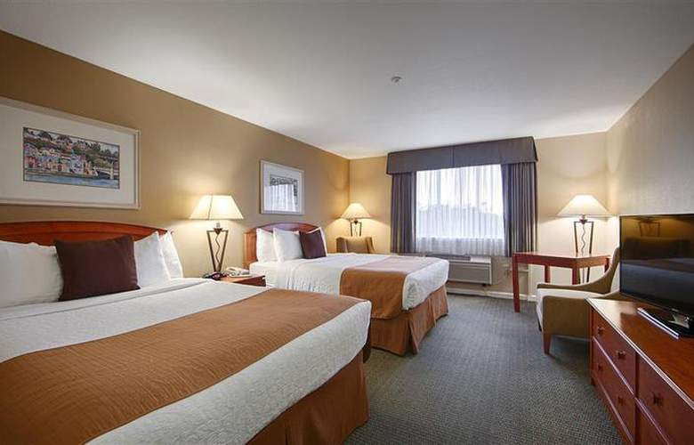 Best Western Plus Capitola By-The-Sea Inn & Suites - Room - 35