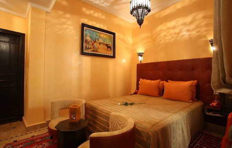 Riad La Croix Berbere De Luxe - Room - 11