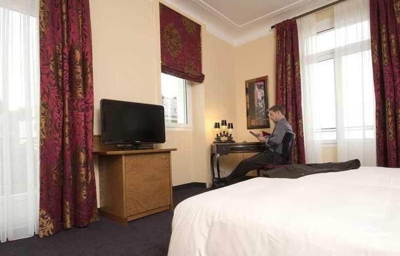 Best Western Plus Hotel Mirabeau - Hotel - 13