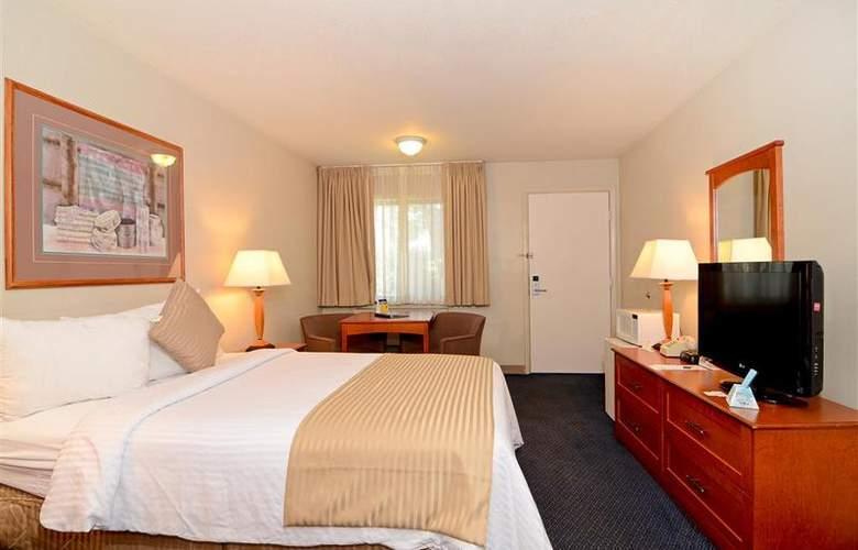 Best Western Airport Inn - Room - 60