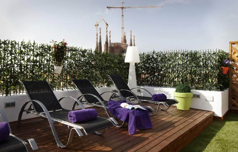 Suite Home Barcelona - Terrace - 2