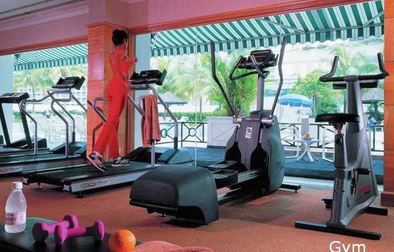 Orchard Hotel Singapore - Sport - 11