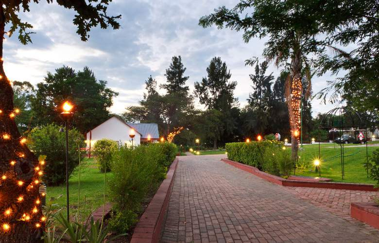 Zulu Nyala Country Manor - Hotel - 4