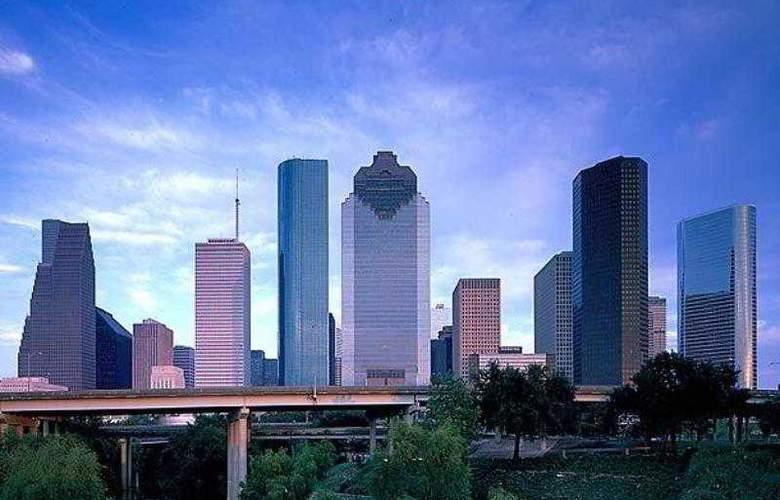 Courtyard Houston Intercontinental Airport - Hotel - 3