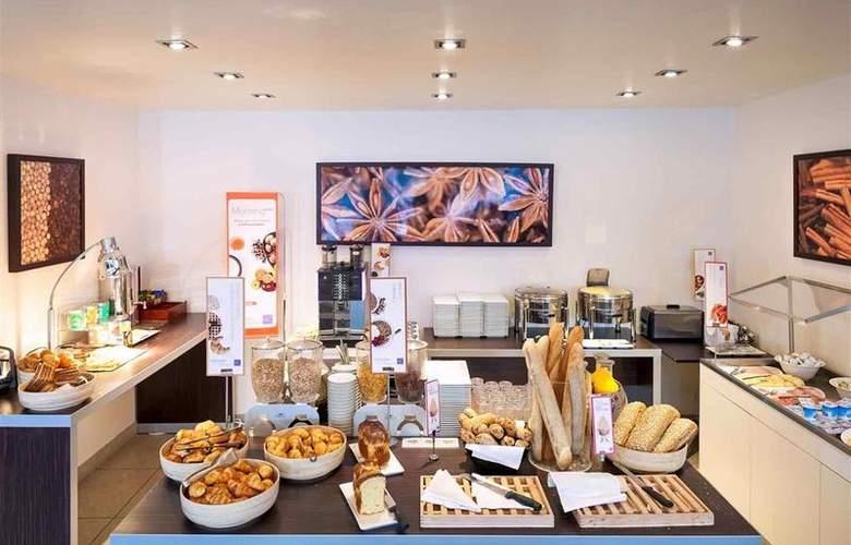 Novotel Dijon Route des Grands Crus - Restaurant - 16